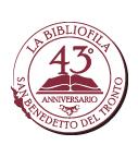 Bibliofila - Piceno d'autore