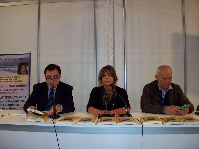 Salone del libro di Torino - Piceno d'Autore - 2014